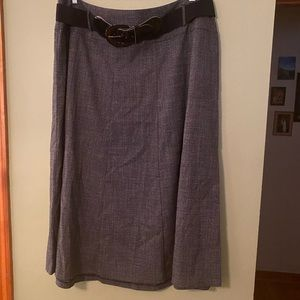CJ BANKS tweed look skirt size 20 MAKE ME AN OFFER